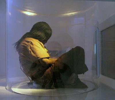 Garota inca de 500 anos 4 - Garota Inca encontrada congelada há 500 anos