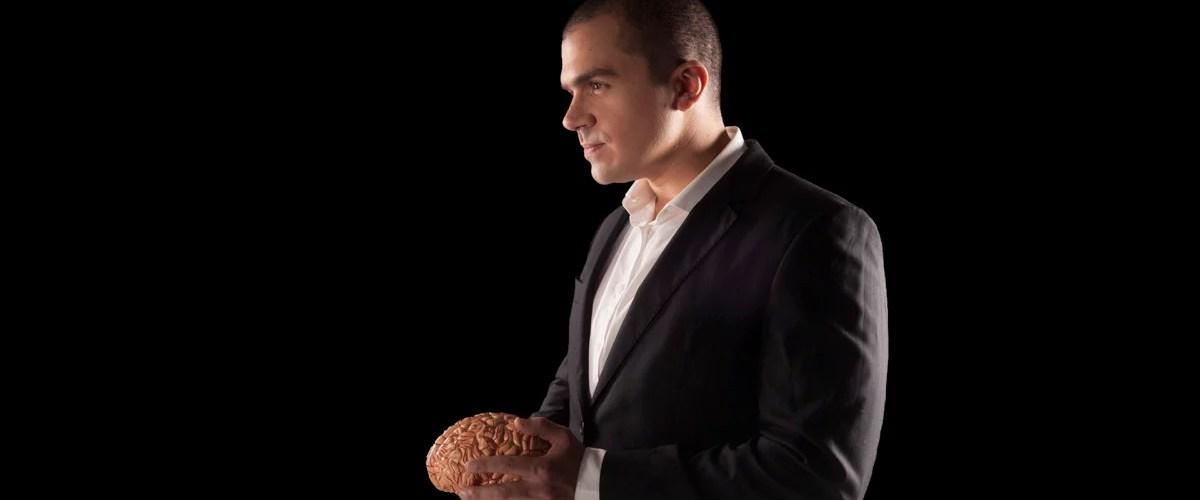 Pedro Calavrez cerebro - Palestra de Pedro Calabrez - O poder do hábito. Por que é difícil mudar?