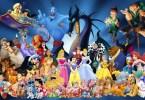 Vídeo Evolução dos principais filmes da Disney 1937 2018 disney characters header image - Vídeo: Evolução dos principais filmes da Disney (1937-2018)