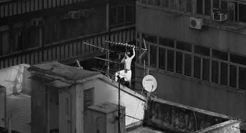 coisas interessantes foto legal - 12 coisas interessantes este fotógrafo capturado nos telhados de Hong Kong