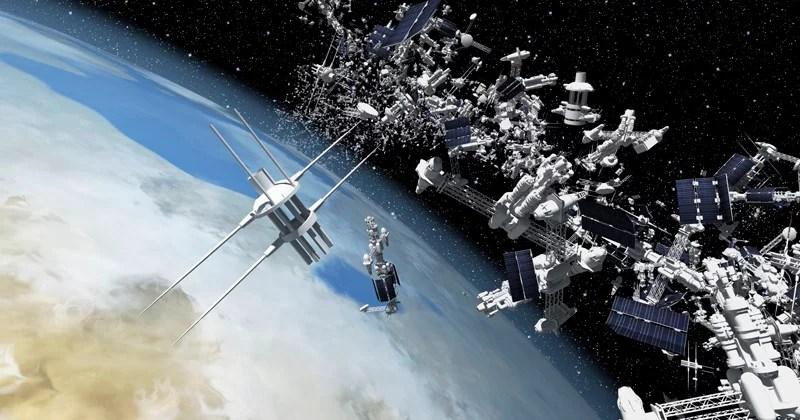 lixo epacial - Saiba o calendário de previsões de lançamentos de foguetes no mundo