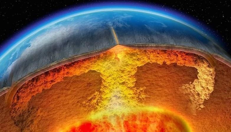 nucleo solido - Artigo na revista Science comprova que Núcleo é sólido e Terra não é plana