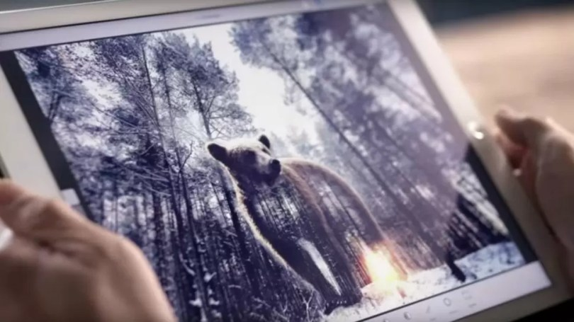 internet do futuro - Internet do futuro: Adobe está criando Photoshop controlado por voz