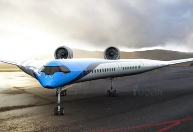 flight v - Avião de passageiros projetado por estudante economiza 20% de combustível