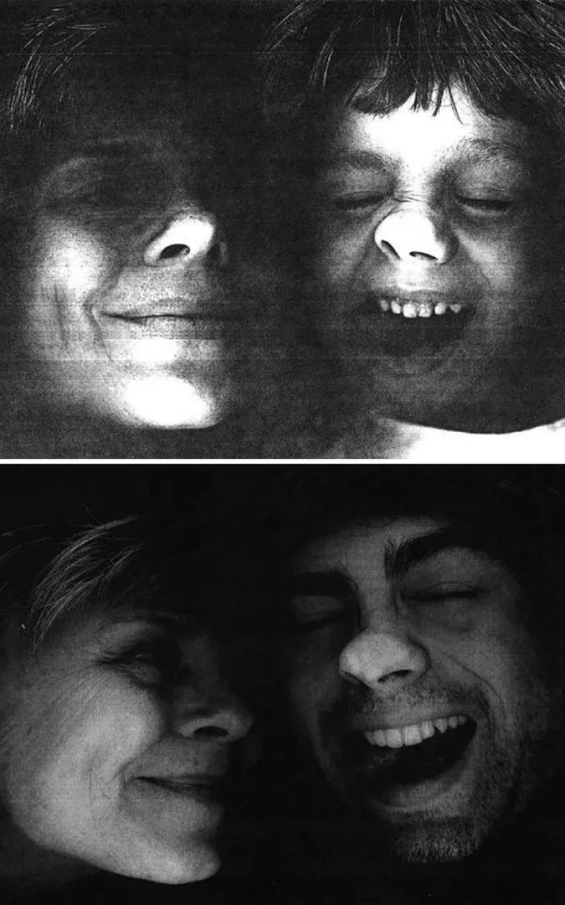 pessoas reproduzem foto antiga 09 - Famílias reproduzem suas fotos antigas com hoje em dia