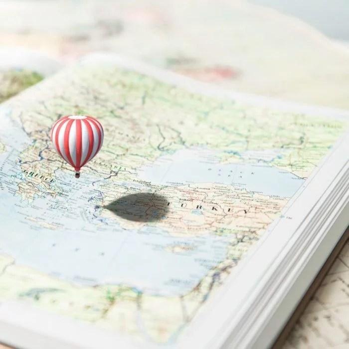 turquia balões - 21 fotos mais engraçados  e criativas transformadas pelo Photoshop