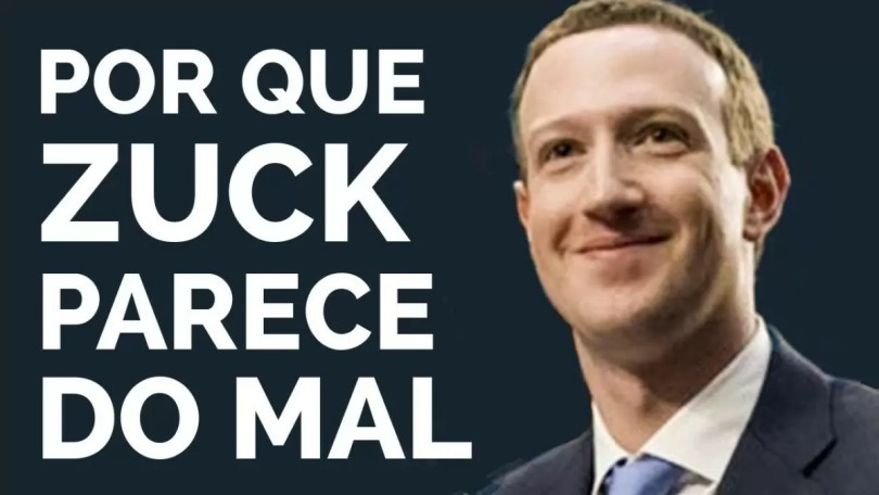 Comportamento mark zukmerberg - Comportamento: Por que Mark Zuckerberg parece ser do mal?