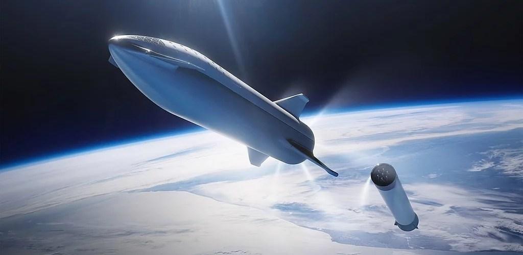 Starship elon musk - Protótipo da nave estelar de Elon Musk pode ficar pronta já em poucos meses