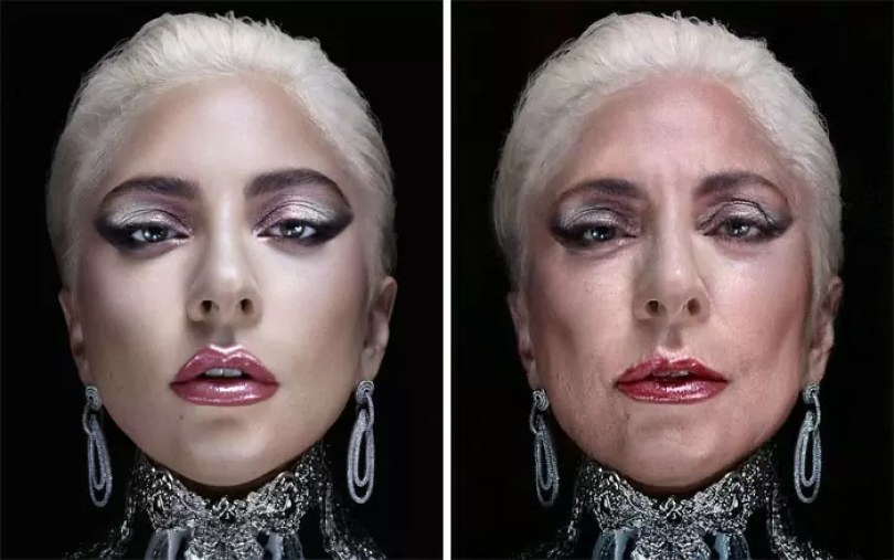 aplicativo face up deixa as pessoas velhas famosos no futuro 6 - FaceApp: Famosos mais velhos fazem sucesso nas Redes Sociais
