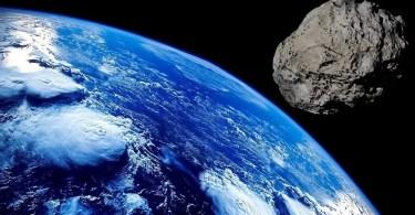 asteroide na terra - NASA testa cápsula para salvar vida de Astronautas caso houver erro