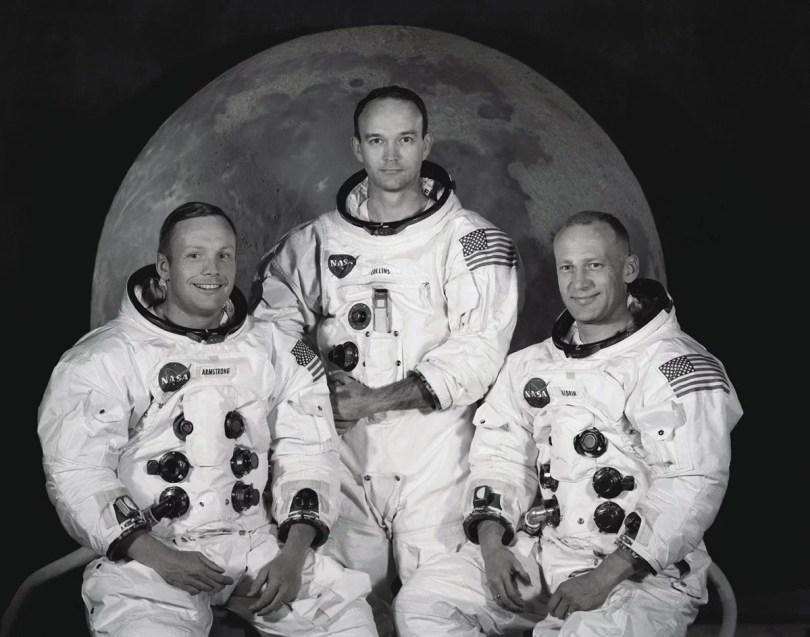 astronautas nasa Buzz Aldrin - Astronautas mulheres no projeto Apollo?