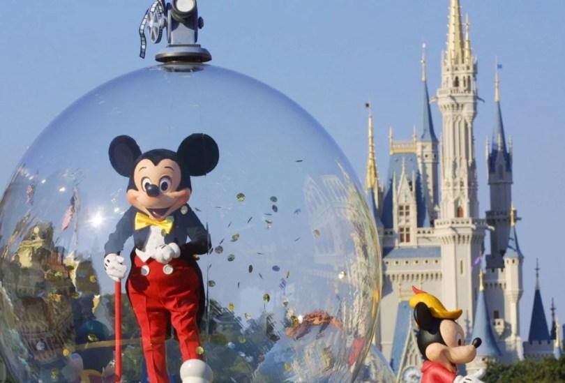 disney park2 - Dia de abertura da Disneylândia em 1955