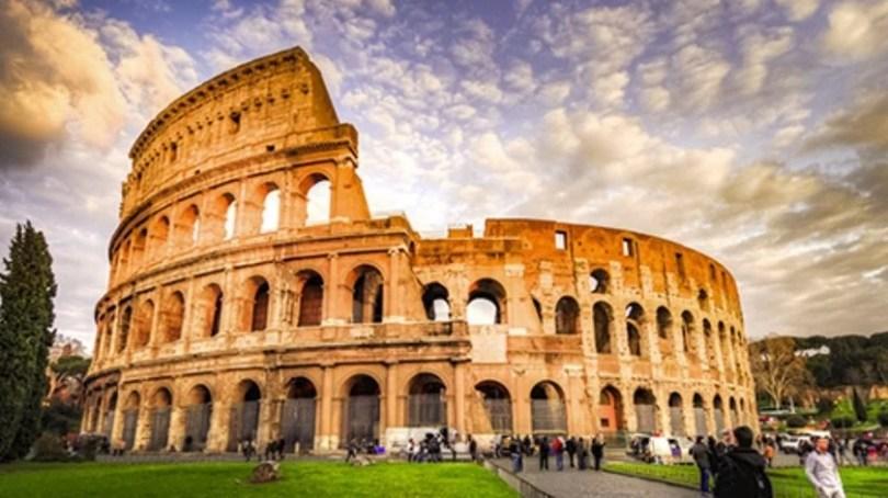 roma - 11 estruturas antigas dos romanos há 2000 anos como seria na época