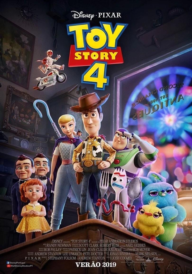 toy story 4 cenas detalhes poster - Veja o Incrível nível de detalhe em Toy Story 4