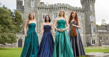 celtic woman 2019 no brasil quarteto mulheres irlandeses lindas e talentosas 3 - Em vídeo Disney evidencia qualidade nas dublagens de Rei Leão no mundo todo