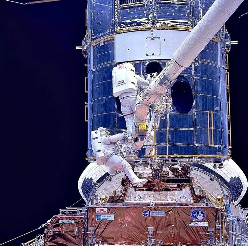 telescopio missao hubble - Quais as principais diferenças entre Hubble e James Webb?