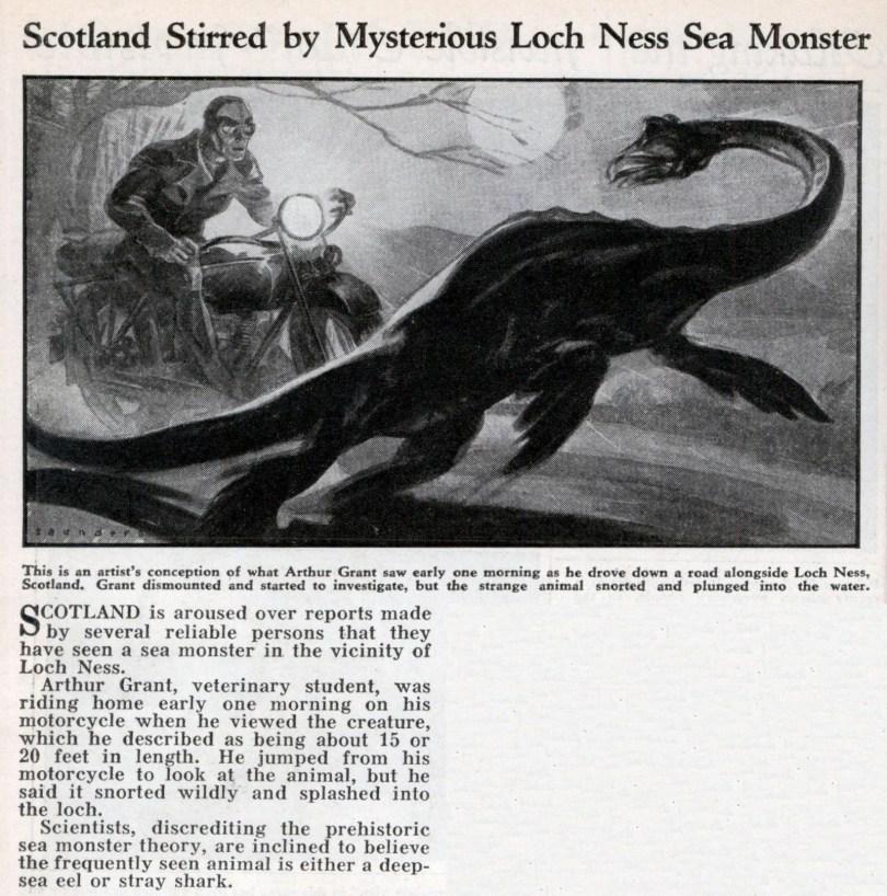 loch ness - Estudo aponta que monstro do Lago Ness pode ser uma enguia gigante