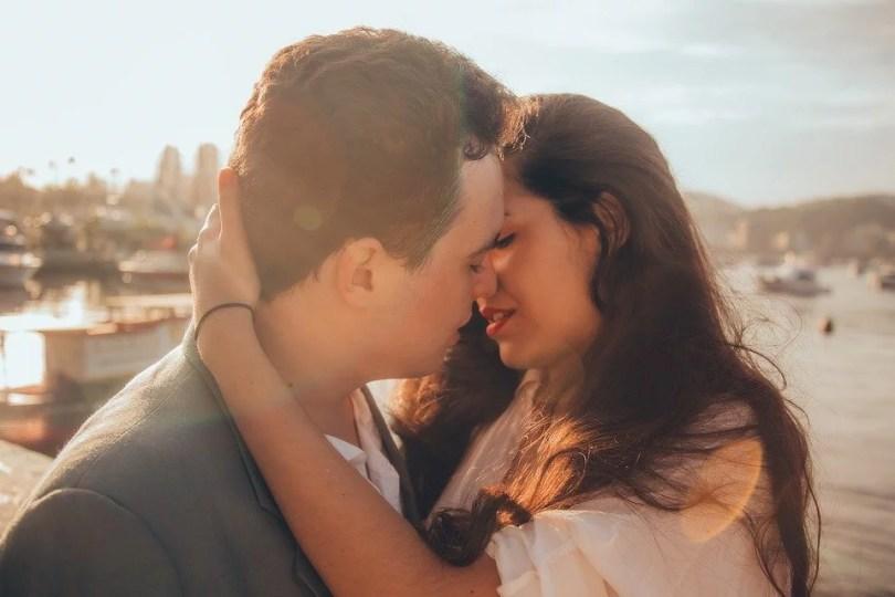 o beijo afeiçao - Qual foi o primeiro beijo da história? O mais antigo?