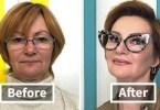 """pessoas repaginadas - Resultado impressionante de pessoas """"repaginadas"""" por estilista russo"""
