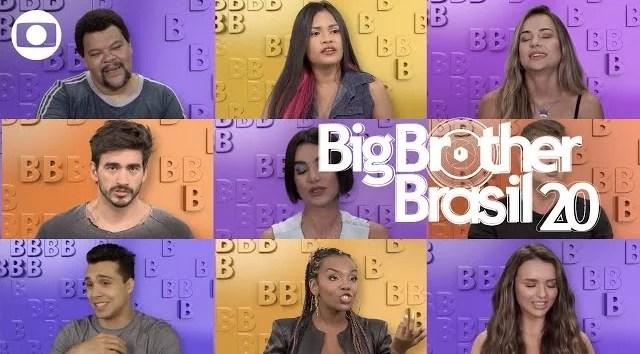 BBB20 veja todos os brothers desse ano - Boninho escolheu bem os candidatos famosos para o Big Brother Brasil 20?