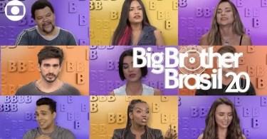 BBB20 veja todos os brothers desse ano - Facas fazem sombra em Marketing de Drácula da BBC