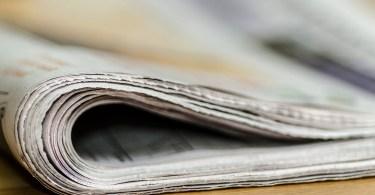 newspapers 444448 1920 - Artigo: A defesa da imprensa