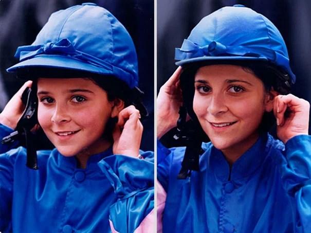 back to the future irina werning 8 - Fotógrafa Argentina recria foto antiga com a mesma pessoa anos depois
