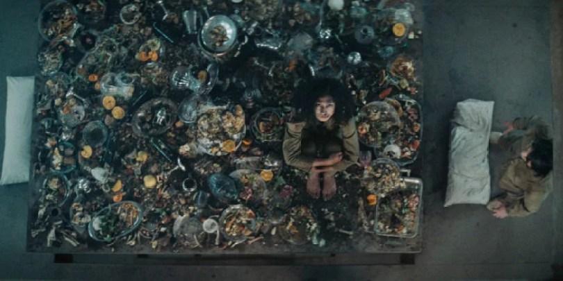 """o poço comida - O filme """"O Poço"""" terá continuação?"""