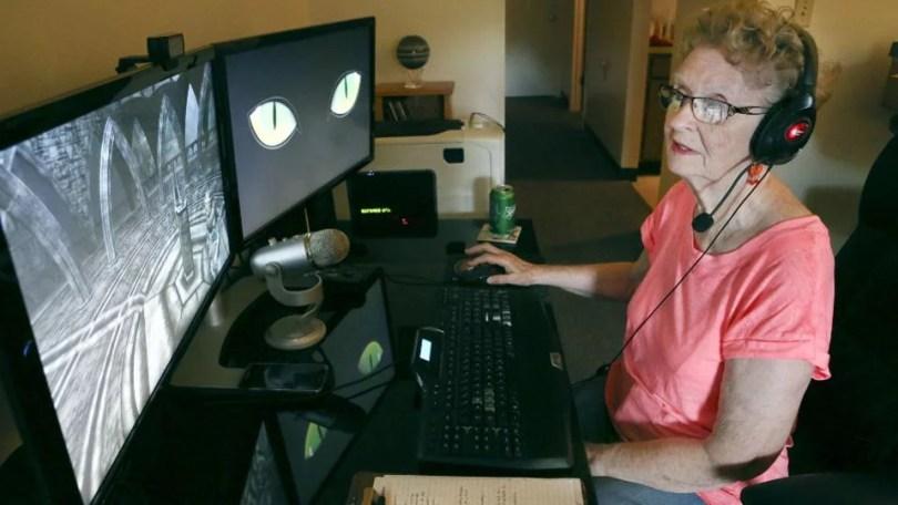vovo gamer 3 - Vovó gamer | A Youtuber dona de canal mais velha do mundo