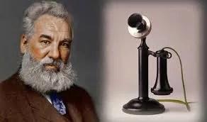 Alexander Graham Bell - Pessoas simplesmente ostentando os primeiros celulares