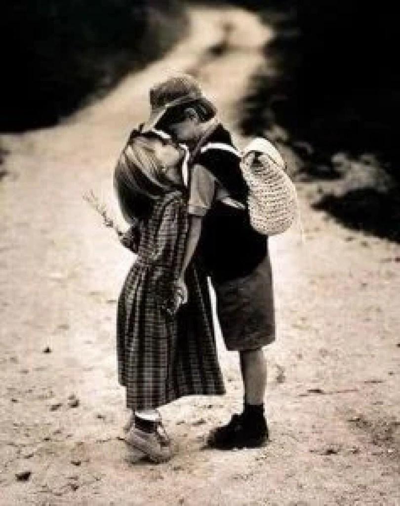 beijo antigo 14 - O beijo no Foto Jornalismo