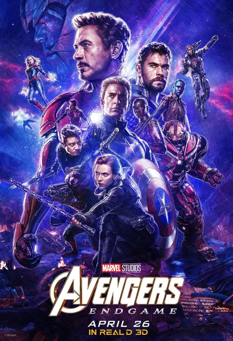 cartaz avenger oficial - Maiores Bilheterias da História! (Tudo sobre as bilheterias)