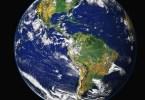 globo planeta terra espaco mundo  - Terra Plana? Startup espacial planeja transmitir ao vivo vídeos 4K da Terra em 2021