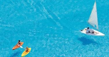 maior piscina do mundo - Você irá se surpreender ao ver essas coisas em seu tamanho real