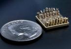 menor xadrez do mundo - O menor tabuleiro de xadrez do mundo