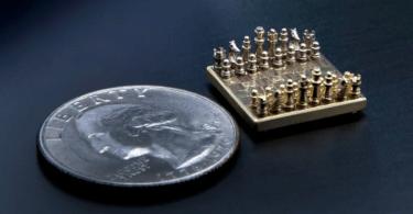 menor xadrez do mundo - Fotos: Recifes Artificiais e os destroços do homem