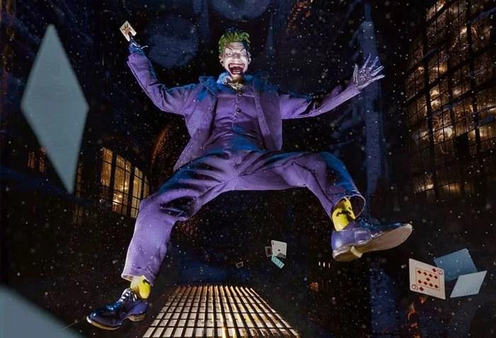 Arjun Menon batman coringa - Foto Impressionante - Você não vai acreditar como ele fez esta foto!