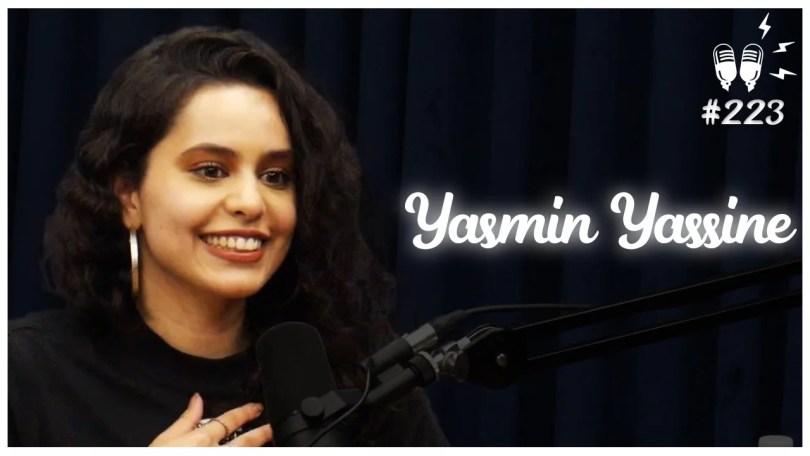 Yasmin Yassine entrevista flow3 - Entrevista de Yasmin Yassine: a Voz parecida do Google e do Cebolinha