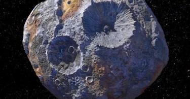 asteroide descoberto 16 psique o asteroide de ferro niquel ouro e platina do sistema solar - Sérgio Sacani foi o entrevistado do Flow para falar de Astronomia