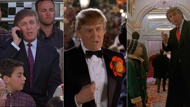 donald trump em os batutinhas amor a segunda vista e esqueceram de mim - 1994: Trump pretende comprar mansão de Tio Phill em Maluco no Pedaço
