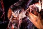 lightpainting foto em movimentos arte fotografia - Fotografo utiliza técnica de luz em instrumentos e o resultado é incrível