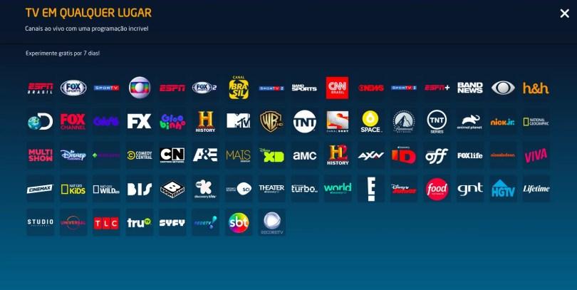 directvgo novo streaming canais de tv do brasil6 - Guerra dos Streamings: Conheça o DIRECTVGO - Novo streaming de TV AO VIVO!