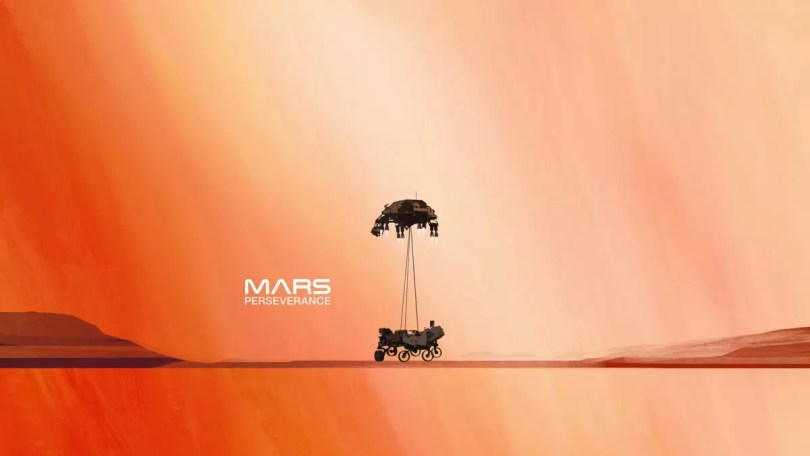 perseverance head - Assista a chegada do Rover Peserverance a Marte!