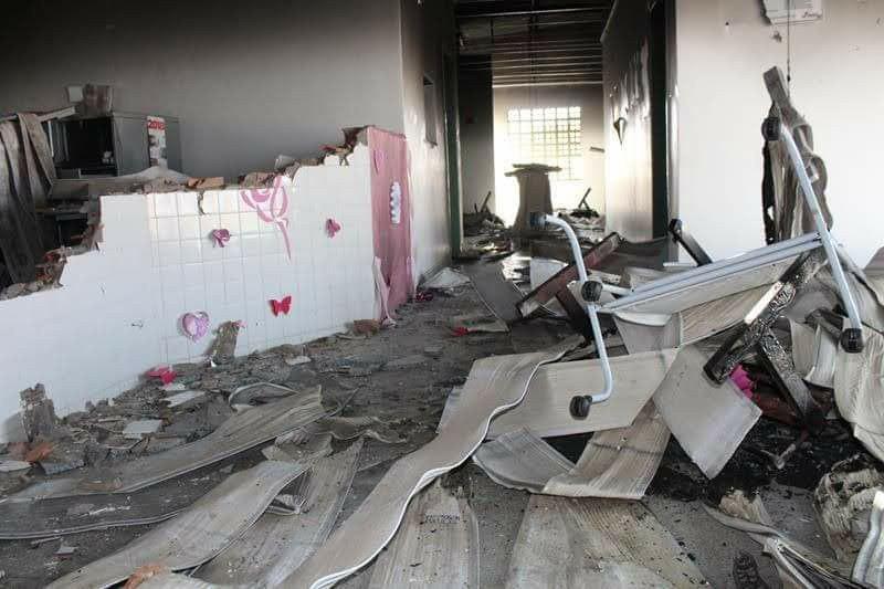 photo 2018 10 29 13 44 01 - Após resultado eleitoral, escola e posto de saúde de atendimento a indígenas são incendiados em Pernambuco