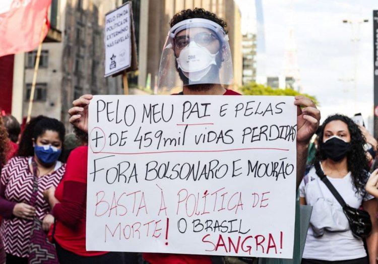 São Paulo. Foto: Mídia NINJA