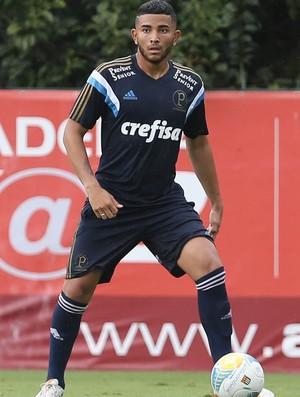 Mateus Muller treinando em 2015