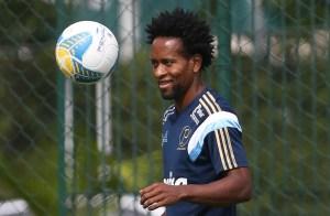 'Poucos chegam aos 40 em alto nível' - Créditos: Cesar Greco/Ag Palmeiras/Divulgação