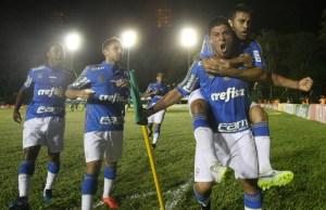 A força do elenco é tratada como a principal arma do Palmeiras para este início de temporada. (Cesar Graco/Ag.Palmeiras/Divulgação)