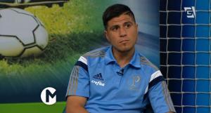 Argentino vê identificação da torcida com seu estilo de jogo e se impressionou com trabalho tático na Itália. Reprodução / TV Gazeta