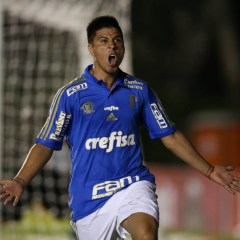 Melhores momentos  – Vitória da Conquista 1 x 4 Palmeiras – Copa do Brasil 2015